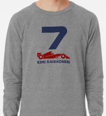 Kimi Raikkonen  F1 2019 Lightweight Sweatshirt