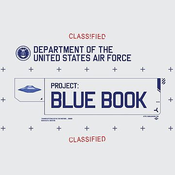 Project: BLUE BOOK by dtkindling