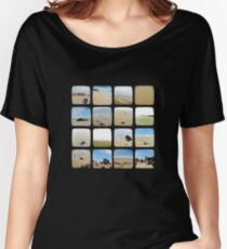 Beach Collective - TTV Women's Relaxed Fit T-Shirt