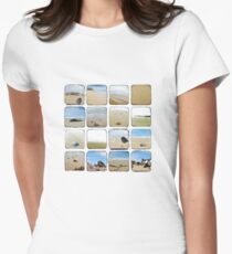 Beach Collective - TTV Womens Fitted T-Shirt