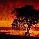 Grunge Sunrise by pennyswork