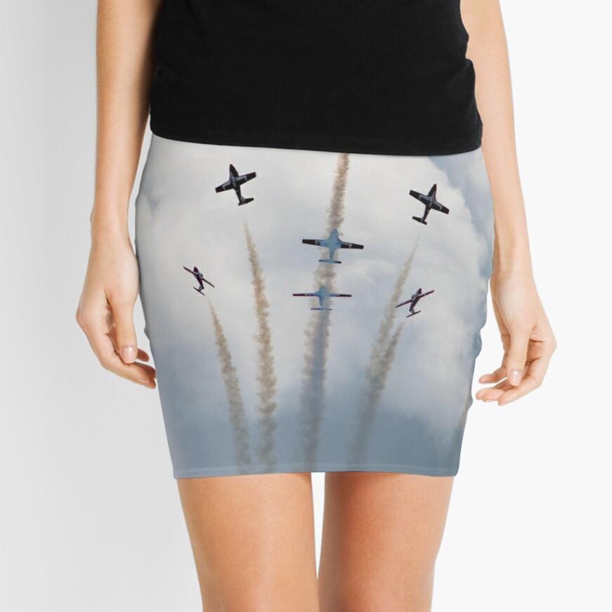 Untitled Mini Skirt Front