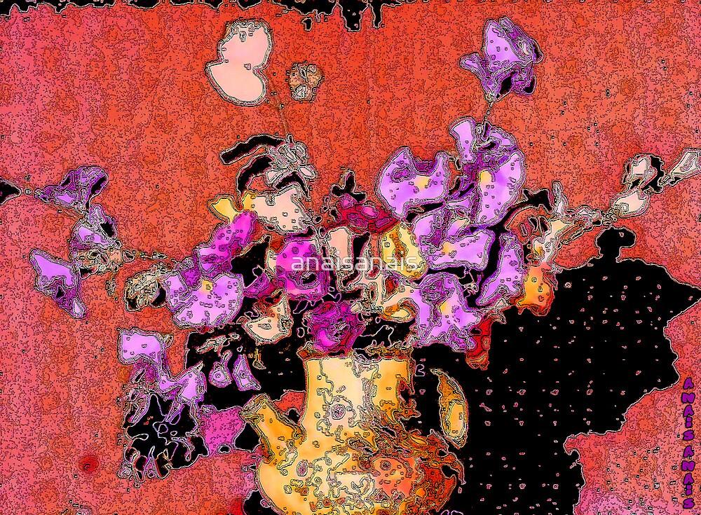 Il Vaso di Erice (Abstract) by anaisanais