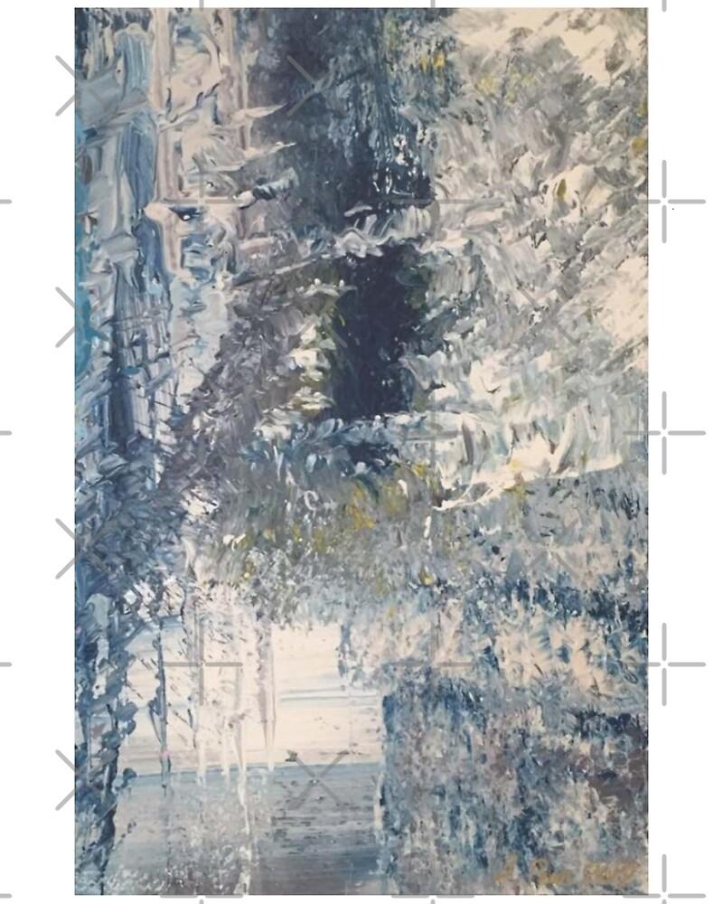 """""""Adventures"""" abstract artwork by Jody Pear by jodypeardesigns"""