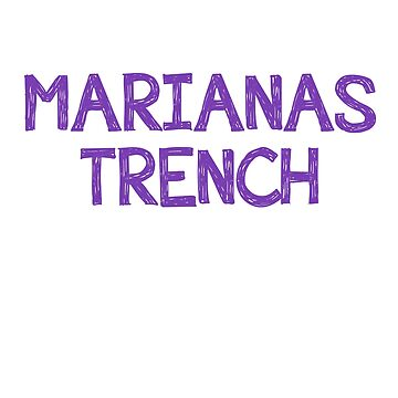 Marianas Trench Text by carlie27