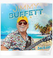 BUFFET DER JIMMY SAILOR 2019 JIMMY BUFFET LEGOWO Poster