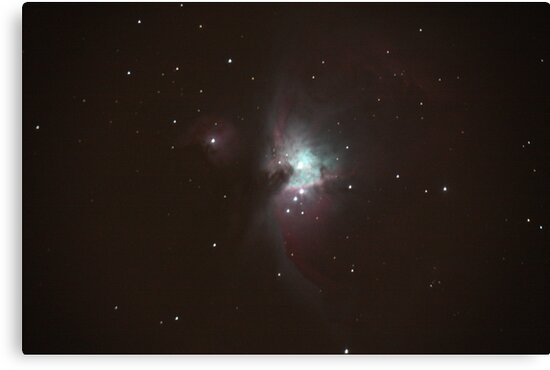 Messier's Friend by Gino Pavan