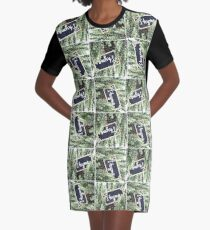 Thyme Graphic T-Shirt Dress