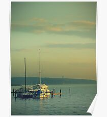 Yachting... Poster