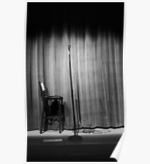 Empty Stage Poster