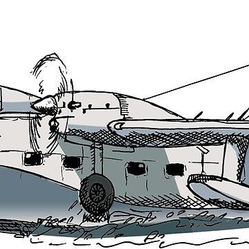 Grumman Mallard Daniel Bolton Flying Boat de Statepallets