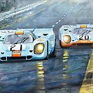 Porsche 917 The Legend by Yuriy Shevchuk