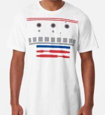 Minimalism R5-D4 Astromech Droid Long T-Shirt