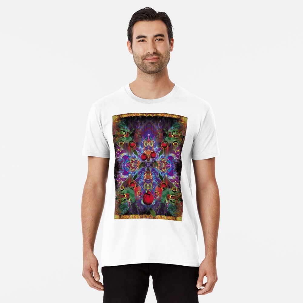 Vision with Tulips Premium T-Shirt