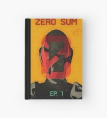 Zer0 Sum Vintage Poster Hardcover Journal