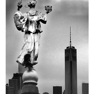 City Mystic • New York The Fool Card by CityMystic