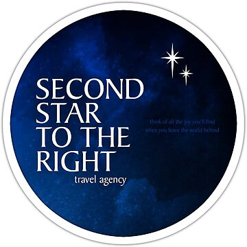 Second Star to the Right Travel Agency by alihilker