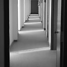 The corridor. by Tigersoul