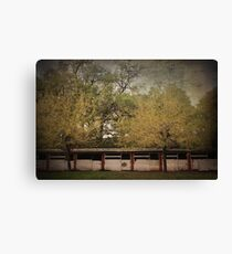 The State of Things Canvas Print