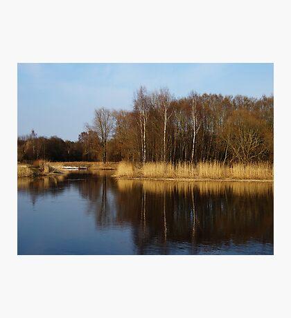 April river. IV Photographic Print