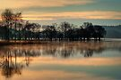Loch Ard mystic morning... by David Mould