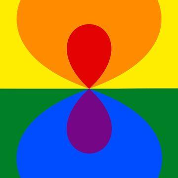 Simplistic Pride by masterperson40