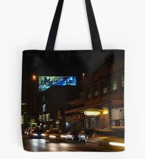 Glimpse and Go Tote Bag