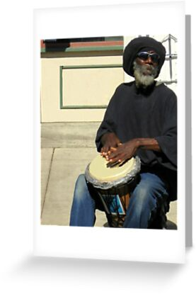 Reggae Man by Phil Campus