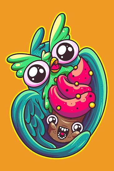 Who Loves Cupcakes by artdyslexia