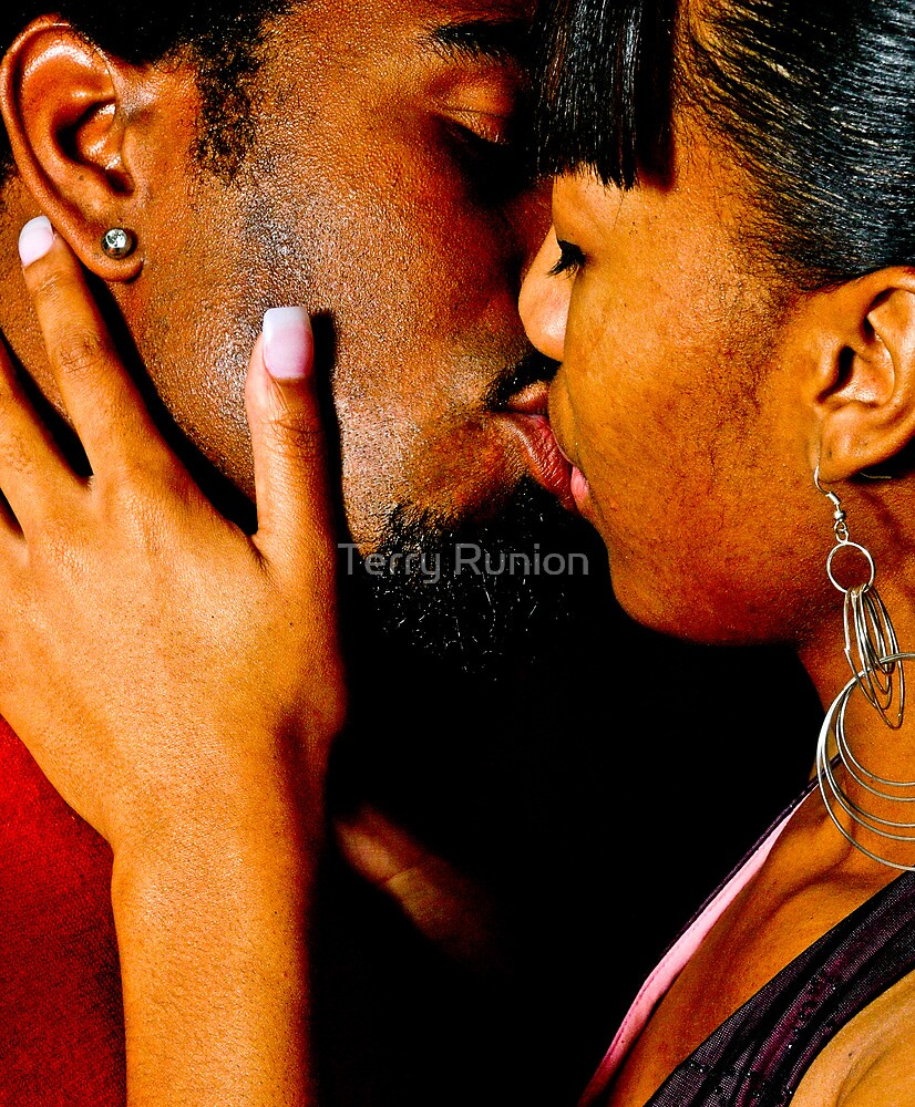 Couple In Love by Terry Runion