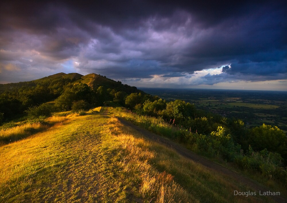 The Moody Malvern's  by Douglas  Latham