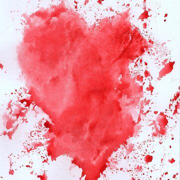 Heart Bleeds Red by classygirl