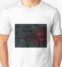 Blood-Stained Mossy Stone Unisex T-Shirt