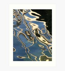sea art?  Art Print