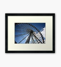 The Nottingham Eye - Day Framed Print