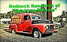"""""""Redneck Rendition of 'Meals on Wheels'""""... prints and products by Bob Hall©"""
