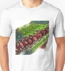 Panther Chameleon Macro Unisex T-Shirt
