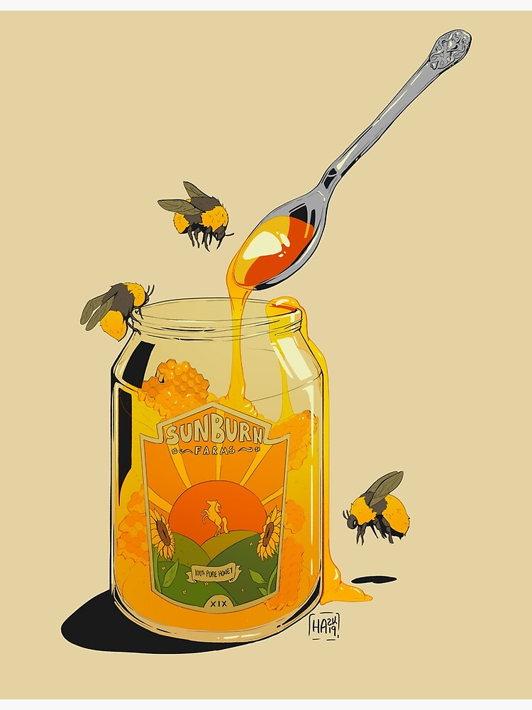 Honey by shreddednettles
