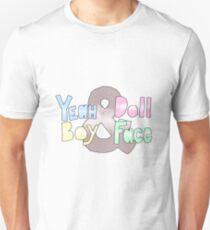 Yeah Boy & Doll Face  Unisex T-Shirt