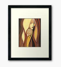 Shekinah Framed Print