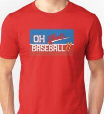 Camiseta unisex Oh! Eso es un béisbol! Vector de alta resolución de JJBA Jojo & # 39; s Bizarre Adventure