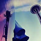 Space Needle by Rebecca Lefferts