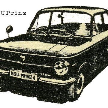 NSU Prinz  by taspaul