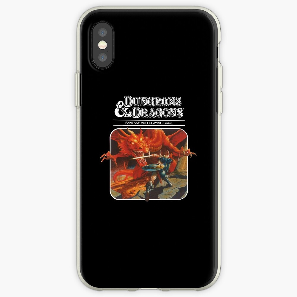 Dungeons & Dragons iPhone Case & Cover