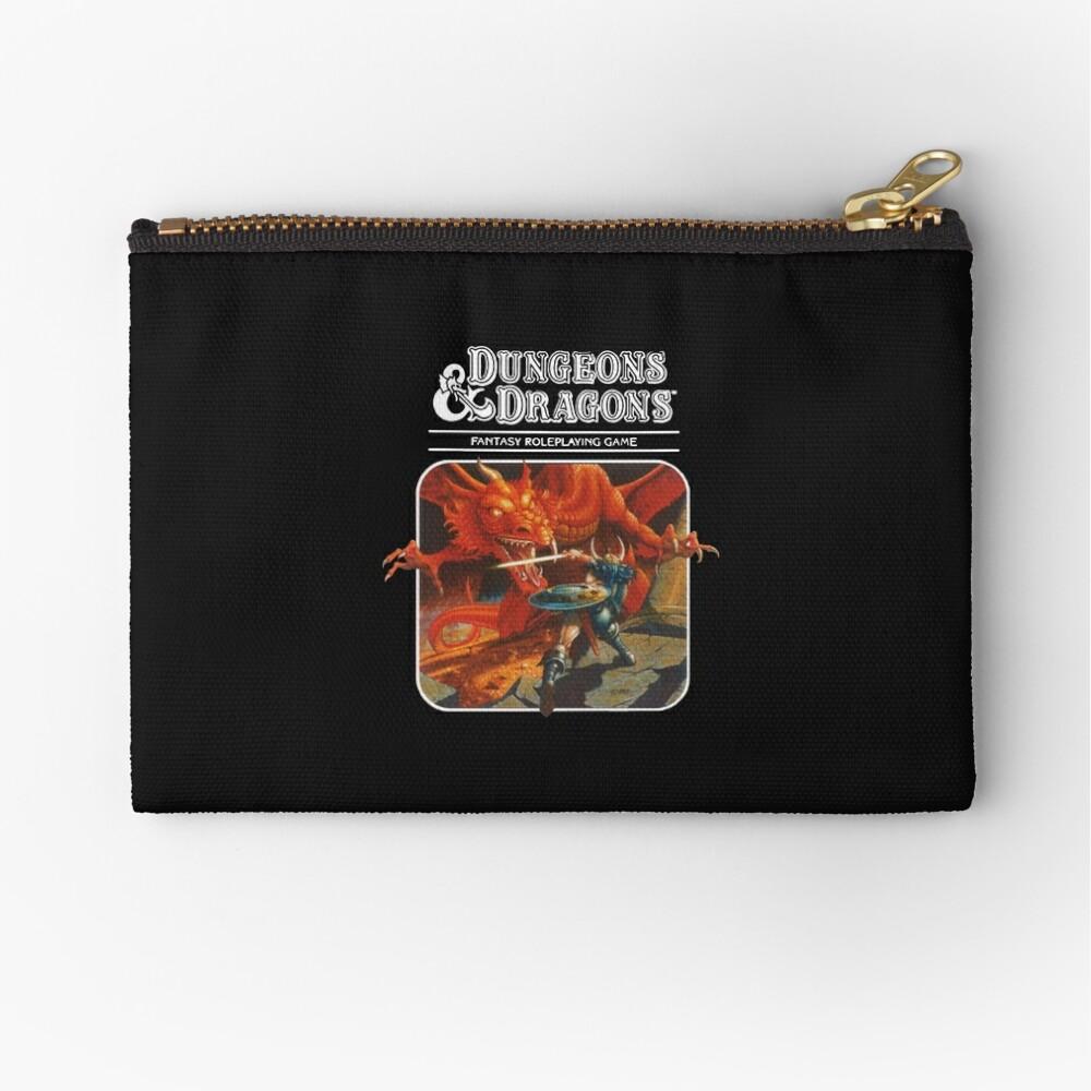 Dungeons & Dragons Zipper Pouch