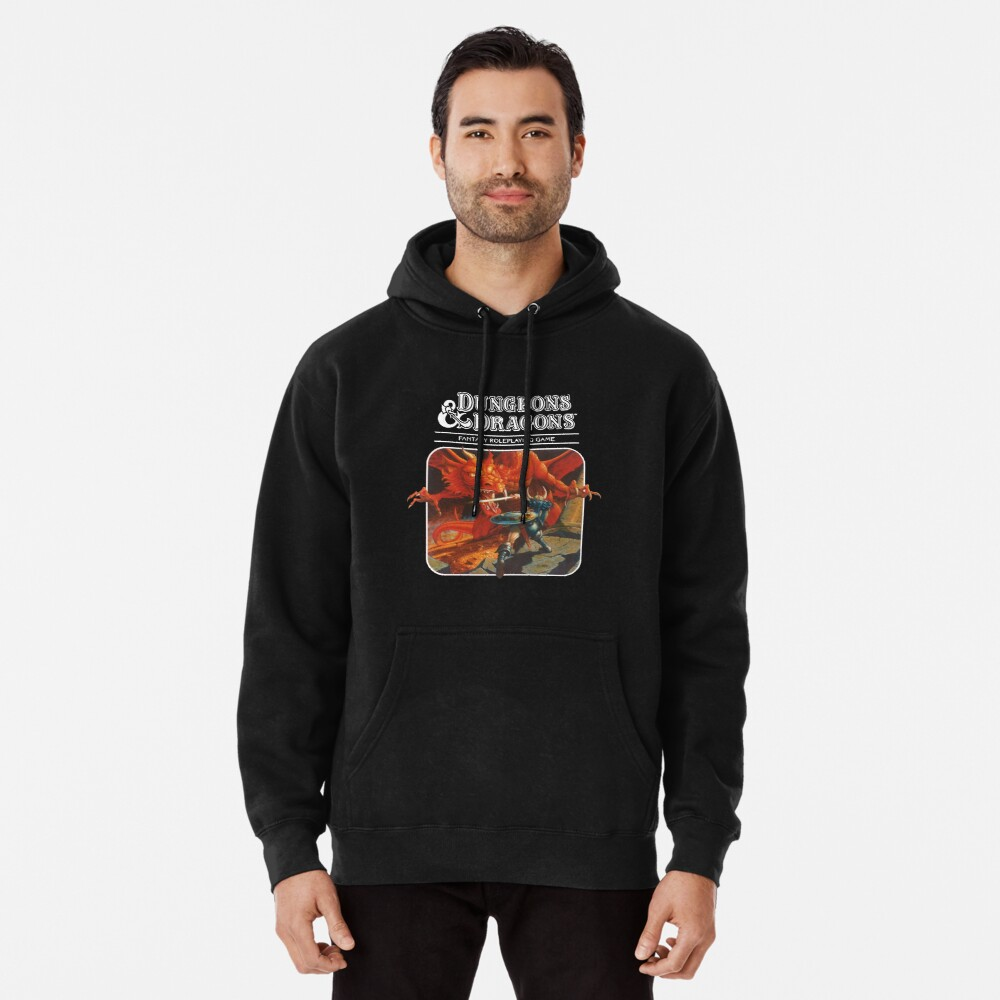 Dungeons & Dragons Pullover Hoodie