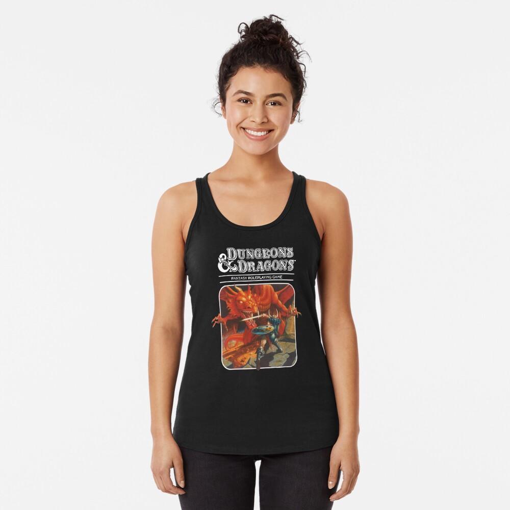 Dungeons & Dragons Racerback Tank Top