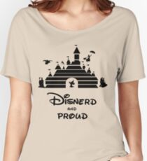 Disnerd and Proud Women's Relaxed Fit T-Shirt