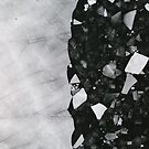 «Winters Edge - Fotografía aérea» de Nicklas Gustafsson