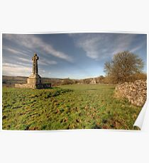 Dysert O Dea Celtic Cross Poster